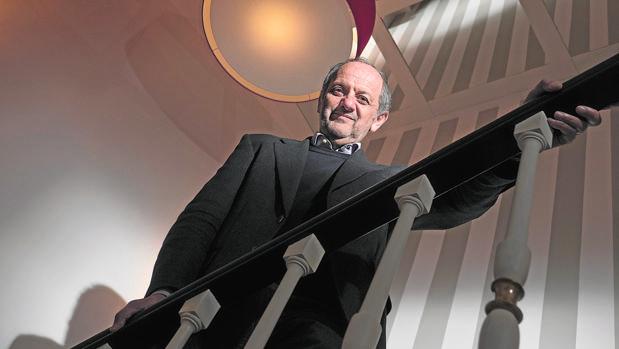 Guido Tonelli, físico de la Organización Europea para la Investigación Nuclear