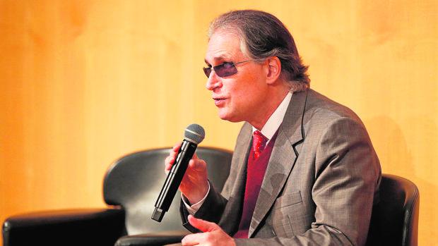 Ricardo Tadeu Fonseca, en un momento del VIII Foro Iberoamericano, en Barcelona