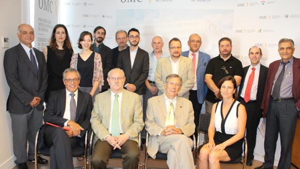 Representantes del foro FPME