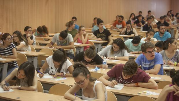 La selectividad se realiza para el acceso a la universidad