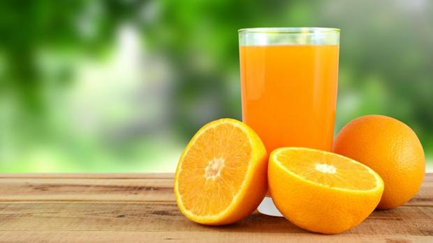 comer naranja antes de dormir