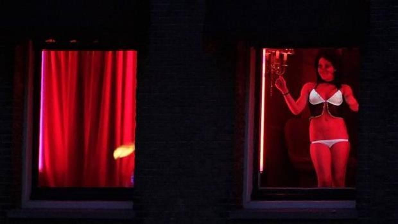 viajes de sexo en el barrio rojo