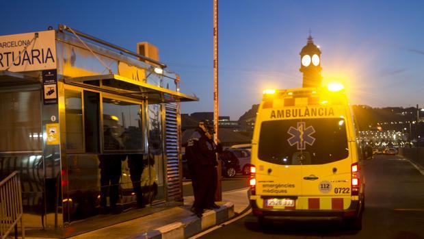 ambulancia rotativos