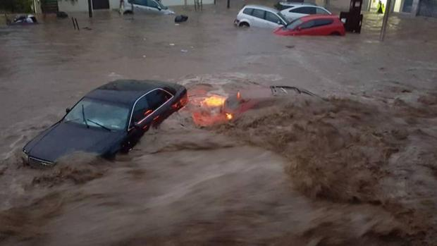 Las lluvias se han cobrado víctimas mortales y han provocado destrozos en Sant Llorenç, Malorrca