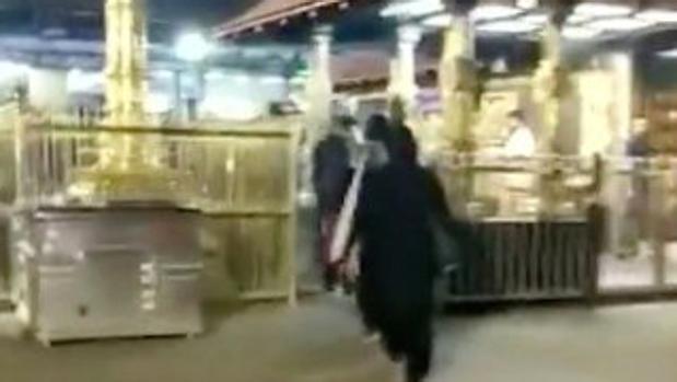 Las mujeres que han logrado entrar en el templo hindú Sabarimala