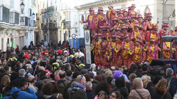 La Contundente Crítica Del Carnaval De Cádiz Al Juez De La