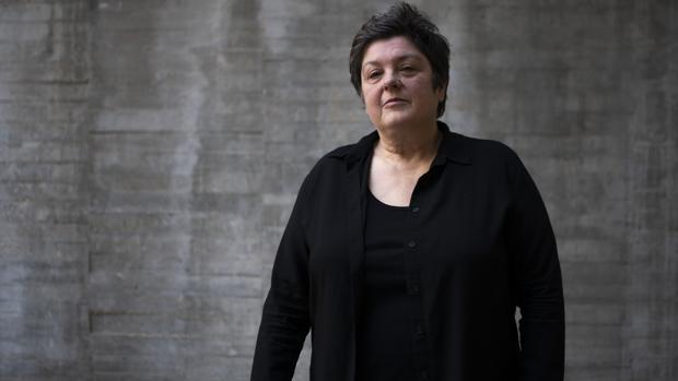 Julie Bindel, escritora e investigadora británica, la semana pasada en Madrid