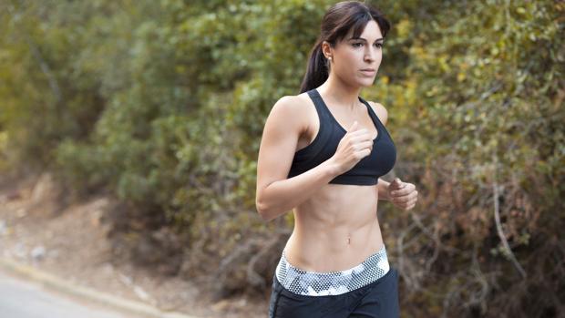 La aplicación adapta el entrenamiento a cada fase del ciclo menstrual