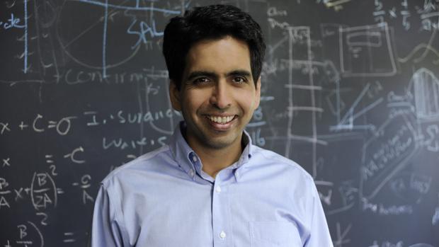 El matemático Salman Khan