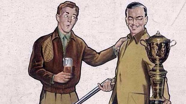 Imagen de un anuncio de Veterano
