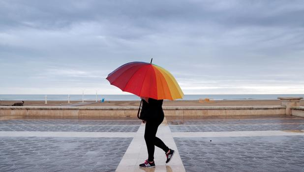 Las lluvias serán «torrenciales» hasta el próximo jueves por influencia de la DANA en gran parte de España