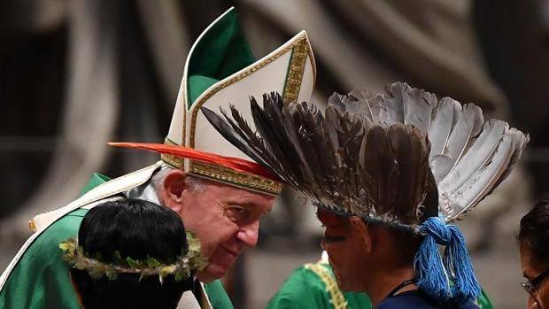Papa y Amazonia