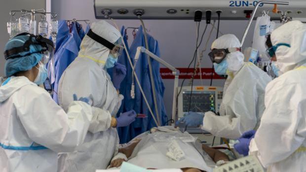 La pandemia de coronavirus coincide con un repunte de las muertes del 24  por ciento este año