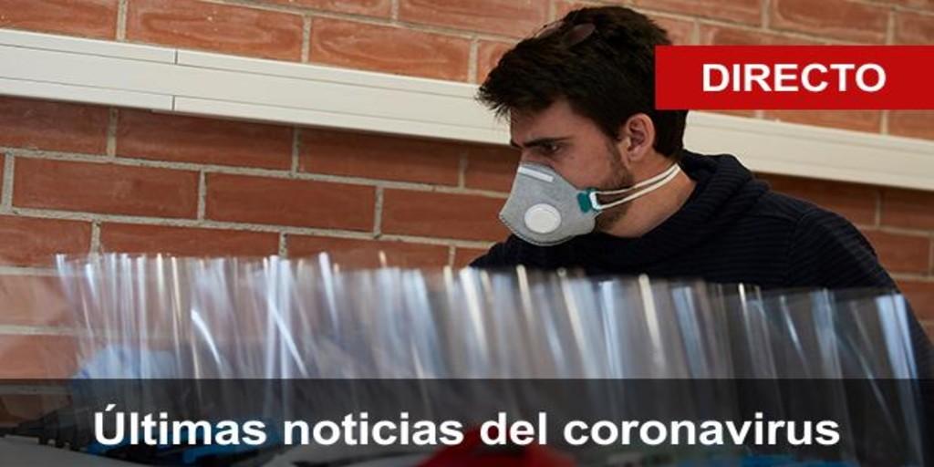 Image Coronavirus España directo: Brasil registra el menor promedio de muertes diarias por Covid en cinco meses