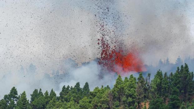 En directo | Última hora sobre la erupción del volcán de La Palma: Pedro Sánchez ya se encuentra en La Palma