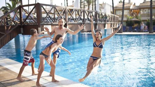 Royal Son Bou Family Club, Playa de Son Bou