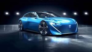 El prototipo «Instinct concept», que ofrece funcionalidades de coche autónomo, fue presentado en el Mobile World Congress de Barcelona