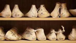 Zapatos a medida, arte exclusivo