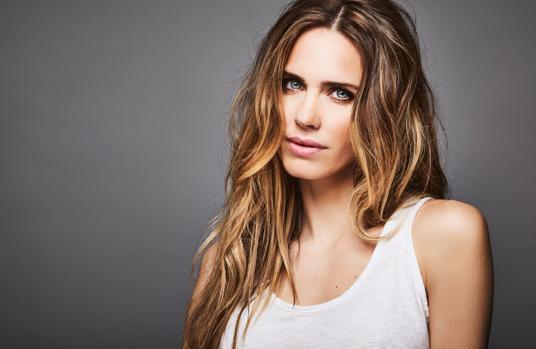La actriz Vanesa Romero