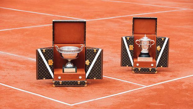 Baúles para los legendarios trofeos