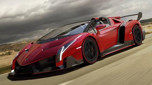 Biplaza Veneno Roadster