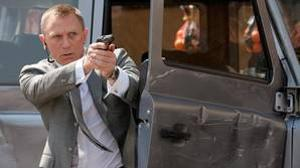 Daniel Craig en la película Skyfall