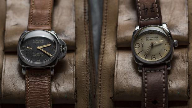 Modelo de relojes oversize