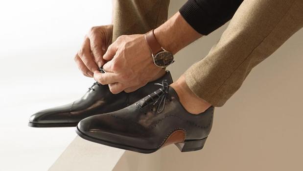 2f1dd66e41f Calidad, artesanía, diseño e innovación son las claves imprescindibles de  un calzado de lujo.