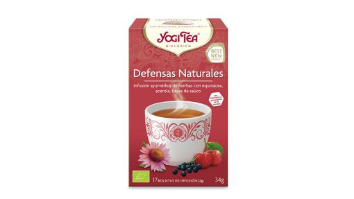 La infusión Defensas Naturales de Yogi Tea lleva entre sus ingredientes la moringa