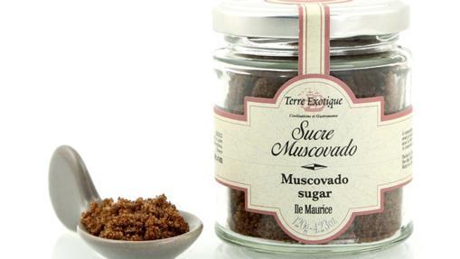 El azúcar muscovado de Terre Exotique