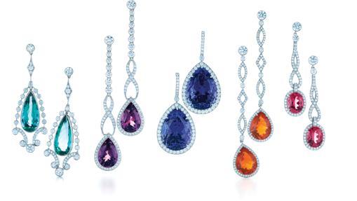 Pendientes de Tiffany & Co.