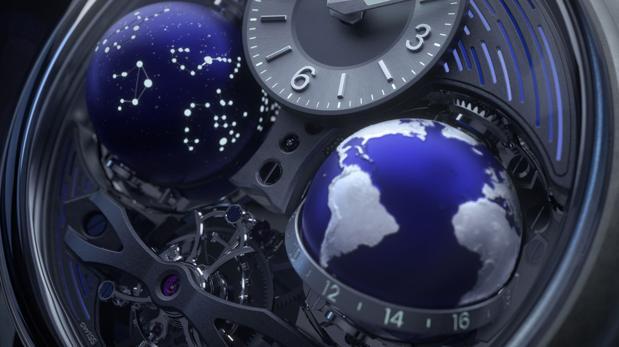 2d730af8d855 Los siete relojes más espectaculares del Salón Internacional de la Alta  Relojería de Ginebra 2019