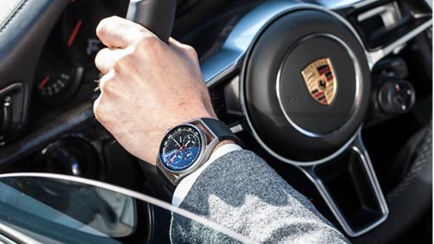 Modelo Porsche Design 911 Chronograph Timeless Machine Limited Edition