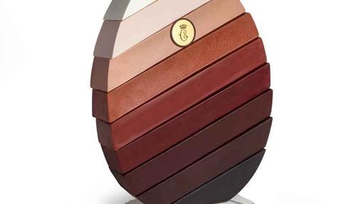 El huevo de nueve chocolates de Le Boudoir (125 euros)
