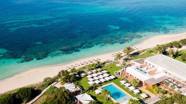 Vista aérea de Gecko Hotel & Beach Club