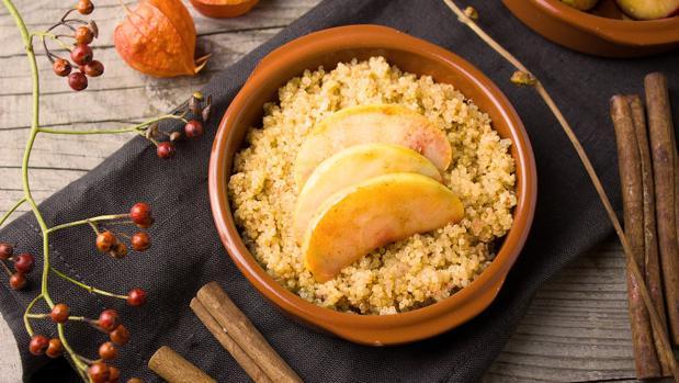La quinoa está considerado un superfood por sus propiedades nutricionales