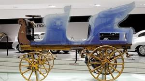 Así fue el primer Porsche eléctrico de la historia