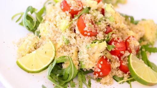 La quinoa aporta el 14% de proteínas de alta calidad biológica