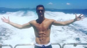 Cristiano alquila un yate por más de 200.000 euros a la semana
