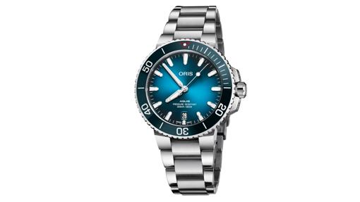 Reloj Oris Aqu8is Clean Ocean