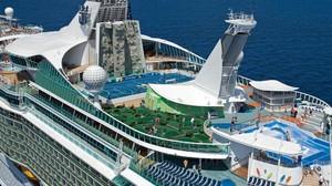 Un crucero de 1.000 millones de dólares con sello español