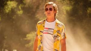 El entrenamiento de Brad Pitt