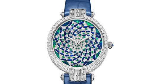 Premier Hypnotic Opal Mosaic Automatic 36mm
