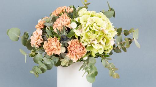 La hortensia antique es tendencia en otoño