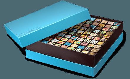 La caja perfecta para regalar en navidades