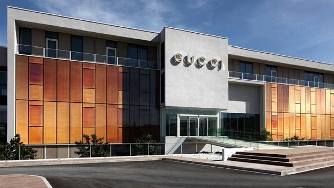 Una de las sedes de Gucci