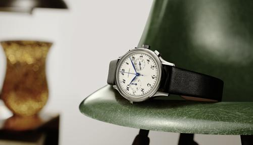 Longines The Longines Heritage Classic Chronograph 1946