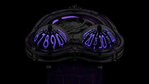 MB&F Horological Machine Nº 3 Frog X