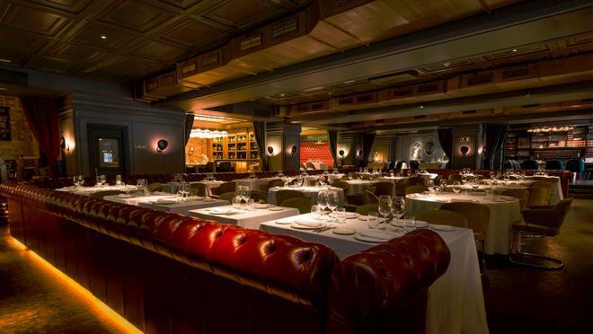 Exclusive atmosphere and Mediterranean cuisine