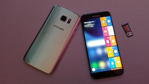 b0aa32186b9 Mis alertas. Telefonía. Detalle del nuevo Samsung Galaxy S7 - J.M.N MOBILE  ...